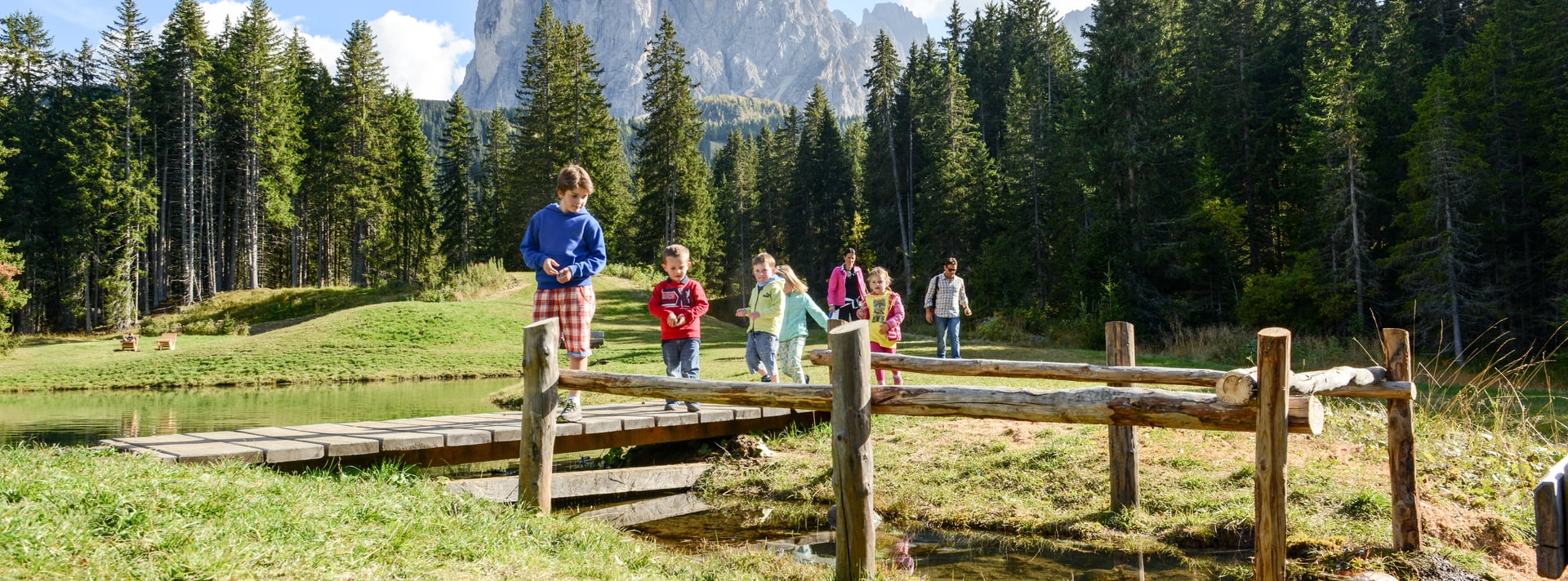 Our best family vacation in the Dolomites