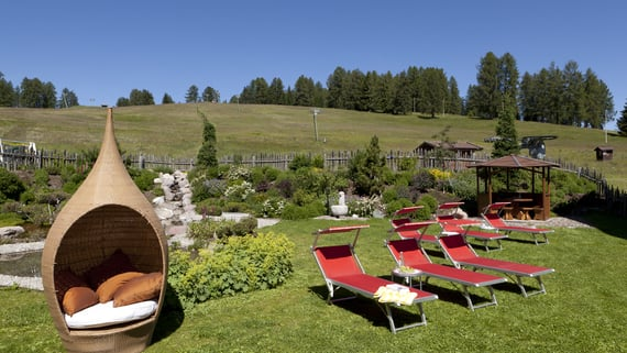 Fabulous: my favourite hotel with swimming pool in the Dolomites