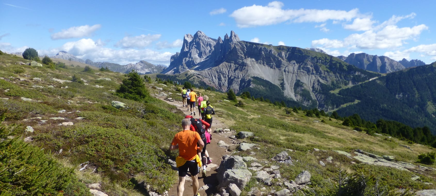 Experience natural wonders on running holidays in Europe