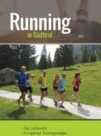 Running in Südtirol