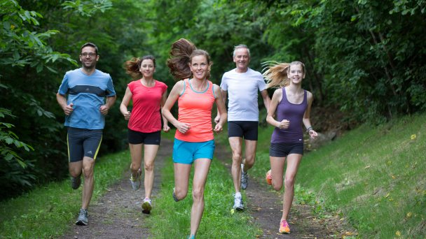 Running Camp with Personal Trainer and Natural Fitness Coach Marc Forster